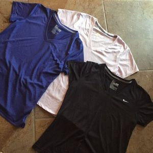 Nike Dry Fit T-shirt's
